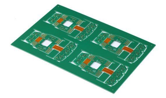 Rigid-flex-PCB-design