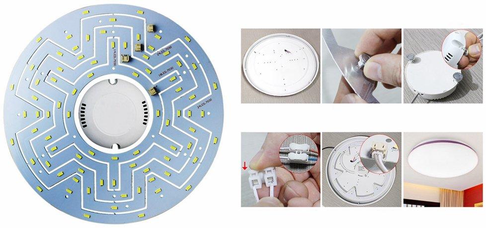 LED PCB 6