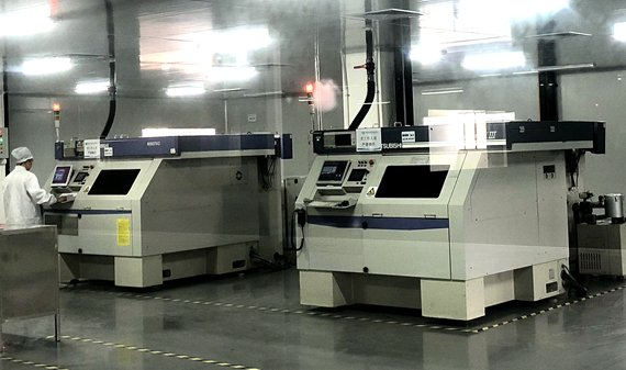 Mitsubishi Laser Drilling Machine