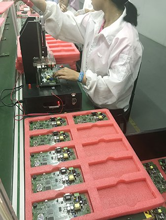 PCB Assembly factory 13
