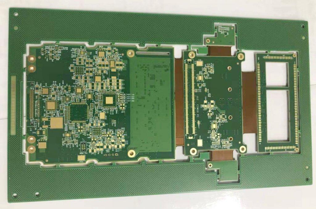 Rigid Felx PCB 1