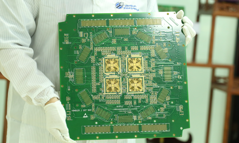 Semiconductor PCB