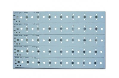 Aluminum PCB for high power LED