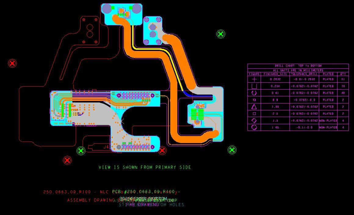 Flex PCB Layout