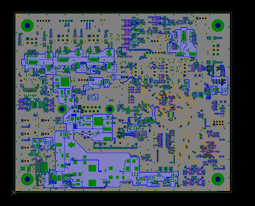 High Power PCB