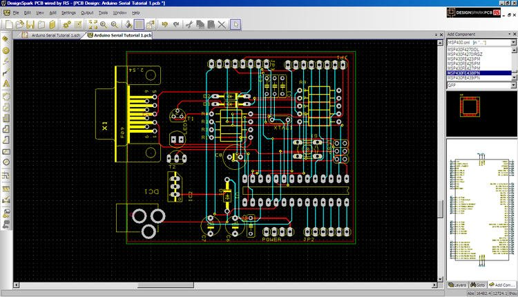 PCB Designs software