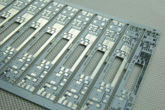 Hybrid Aluminum PCB
