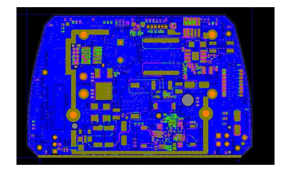 PCB reverse engineering design
