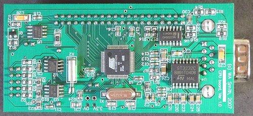 PLC circuit board