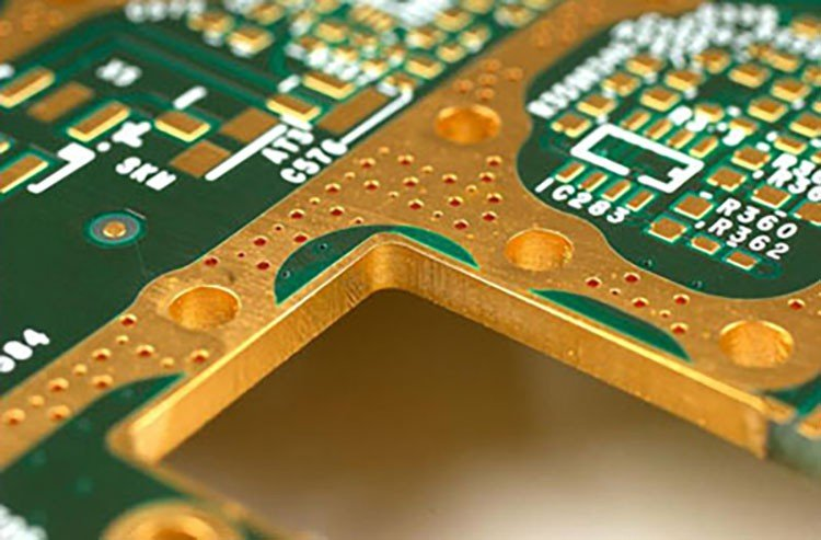 Plated PCB