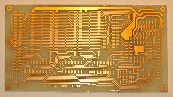 Etched Wiring Board - Wiring Diagrams