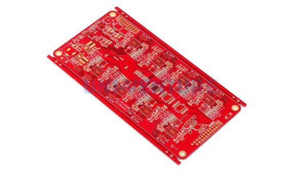Compact rigid PCB