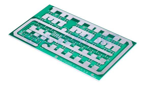Clean PCB surface