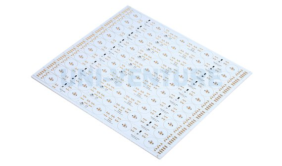 Square LED PCB