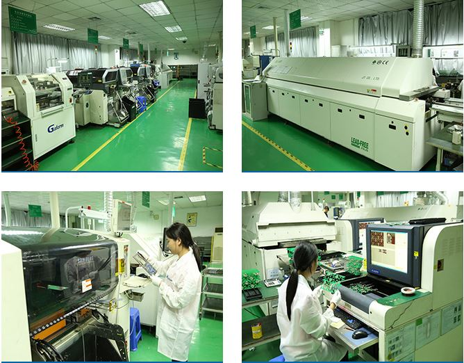PCB Assembly and testing machine