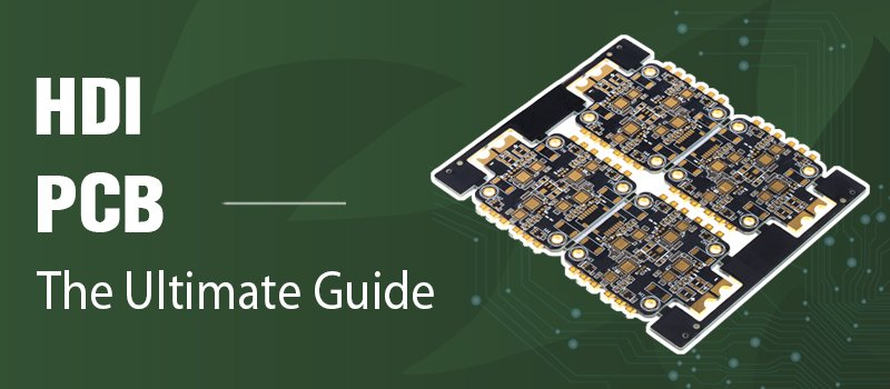 HDI Pcb, High Density Interconnect PCB Manufacturing Factory