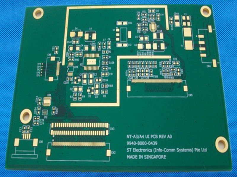 High TG PCB Specification