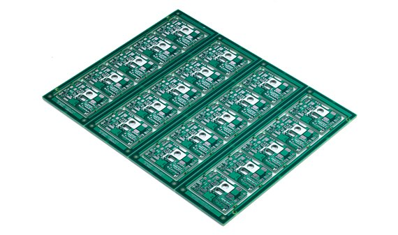 Thick copper printed circuit board