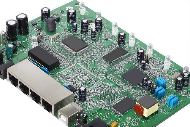 Semi conductor on a PCB