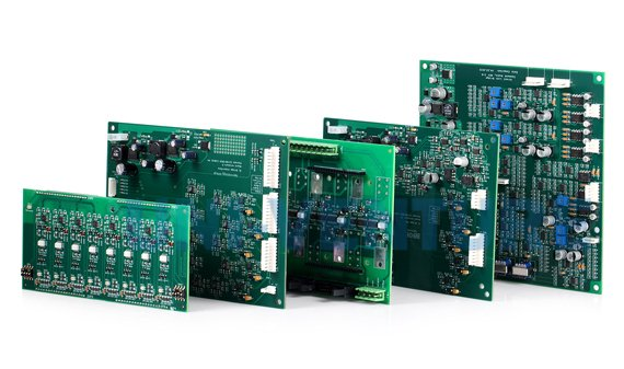 Commercial PCB assembly