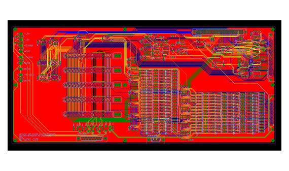 High power PCB design and layout