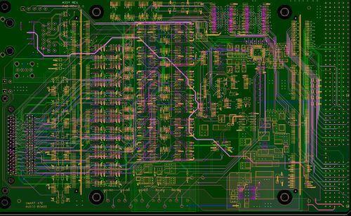 Aerospace PCB design