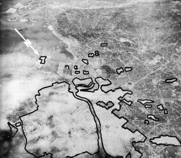 Air cartography
