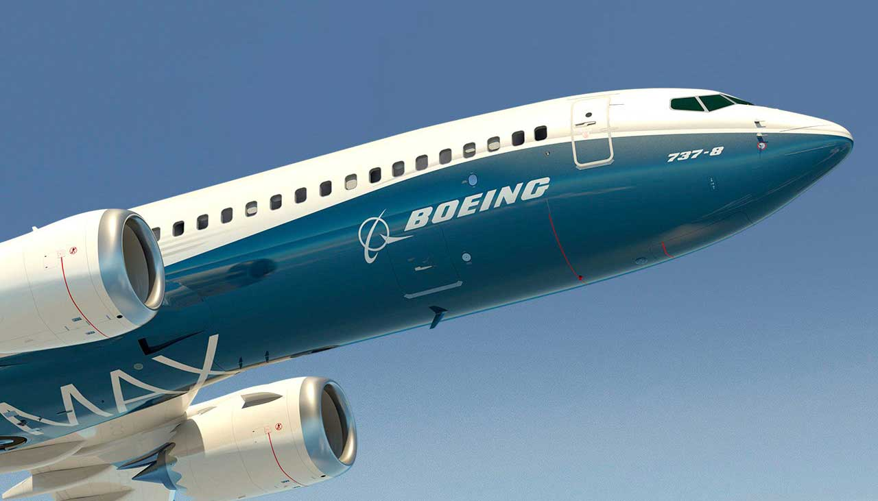 Boeing Max