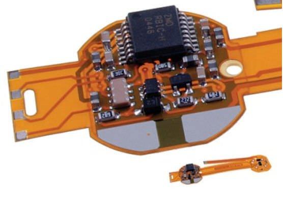 Printed circuit board flexible