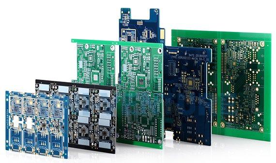 Semi conductor PCB prototyping