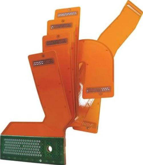 Multi layer flex PCB