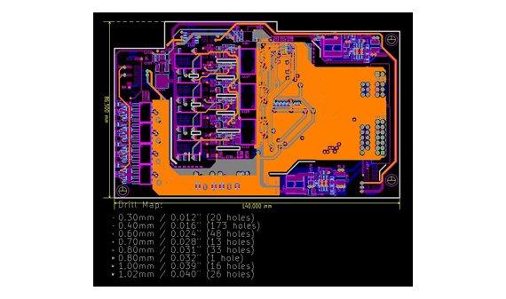 Multi layer PCB Design