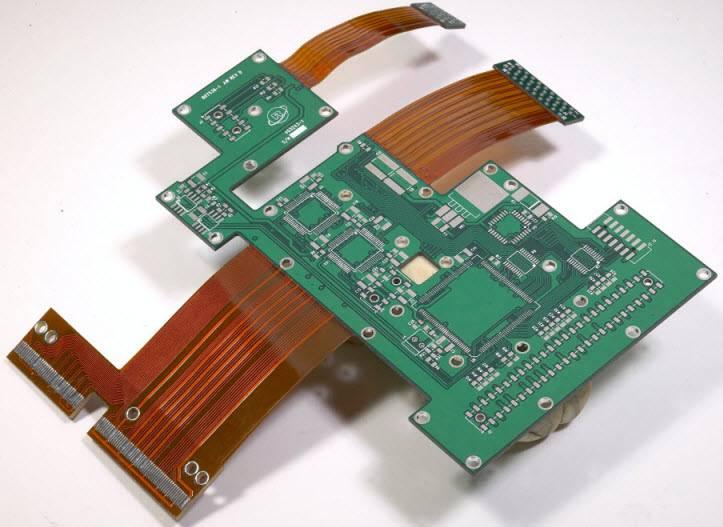 Rigid flex PCB Fabrication