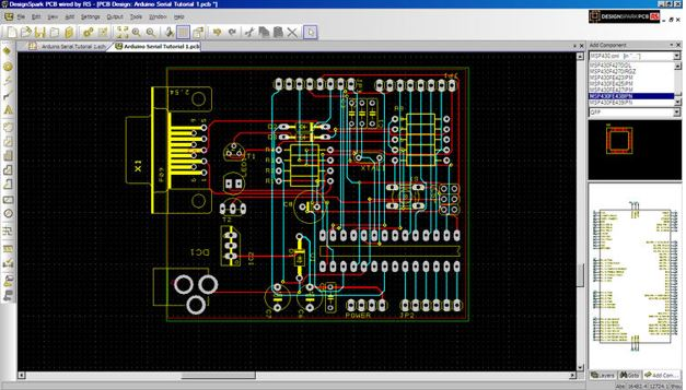 Schematic capture in PCB design