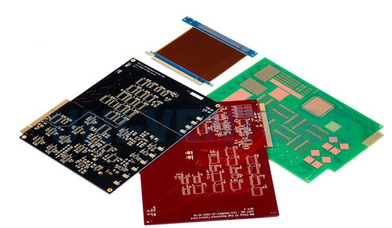 Controlled Impedance PCB prototypes