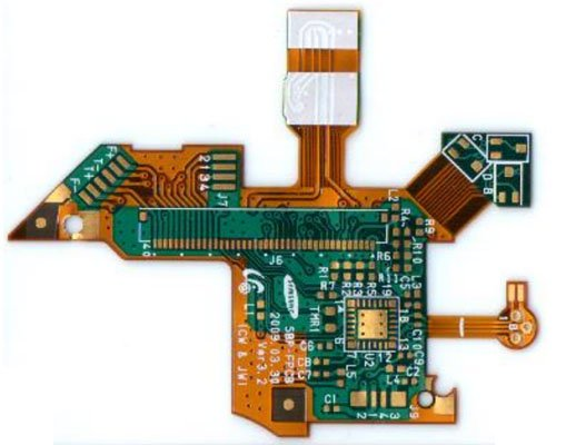 Rigid flex PCB specification