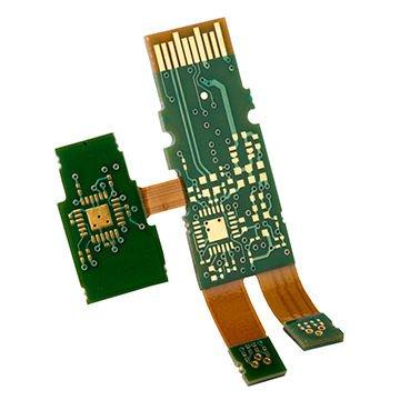 conductor material for rigid flex PCB