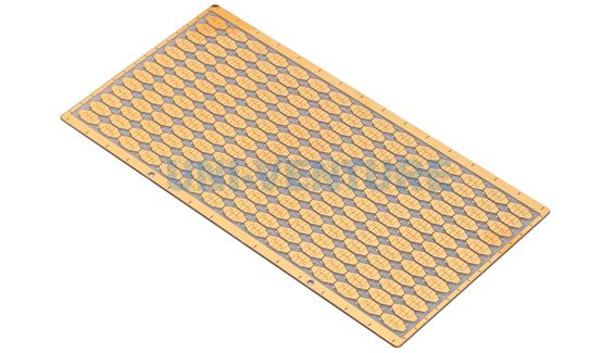 Ceramic printed circuit board