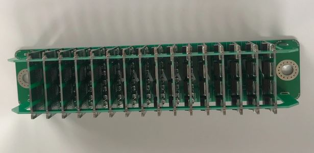 High voltage PCB