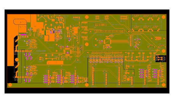 Radio Frequency Printed Circuit Board