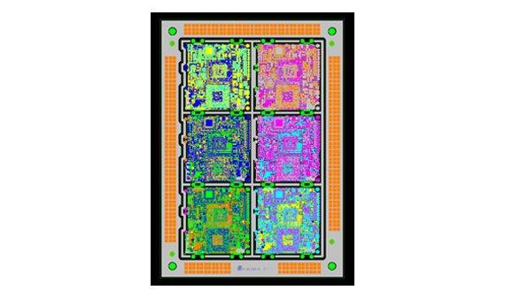 HDI PCB Layout