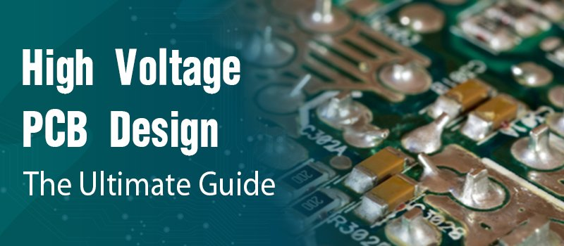 high-voltage-pcb-design