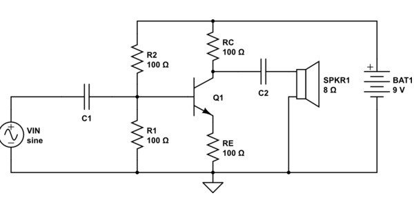 Amplifier circuit