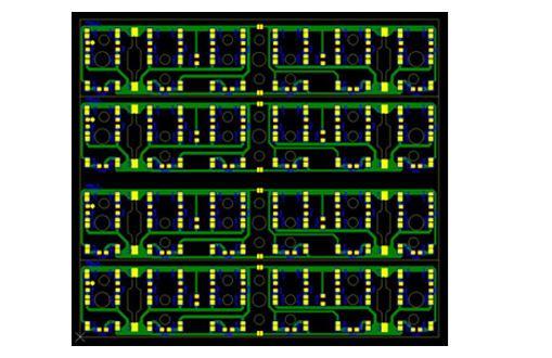 Amplifier PCB