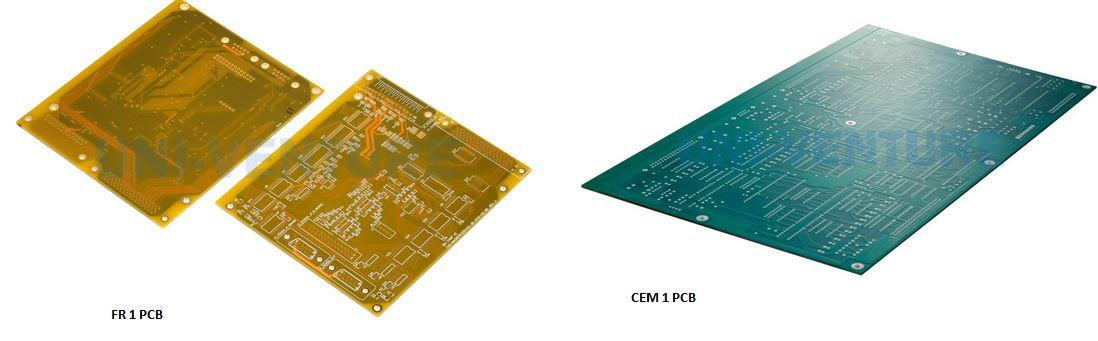 FR1 vs CEM 1 PCB